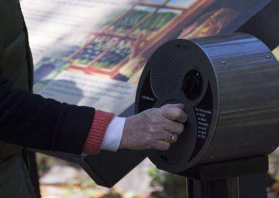UTR Audio Box – Minute Man National Historical Park