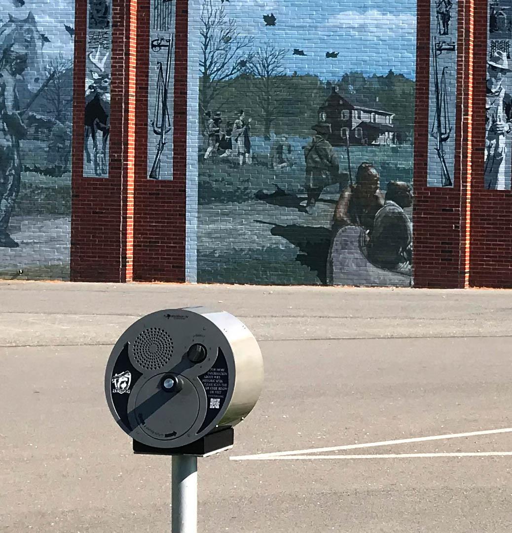 U-Turn Round Warrior Run High School Outdoor Audio