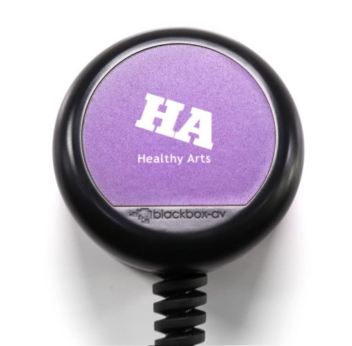 Heavy Duty Handset Label Example 3